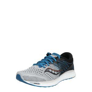 saucony Sportovní boty 'FREEDOM 3 '  modrá / šedá / černá