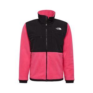 THE NORTH FACE Outdoorová bunda 'Denali'  pink / černá
