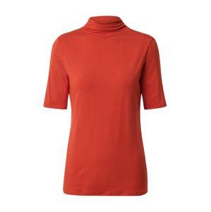 Rich & Royal Tričko 'Funnel'  rezavě červená