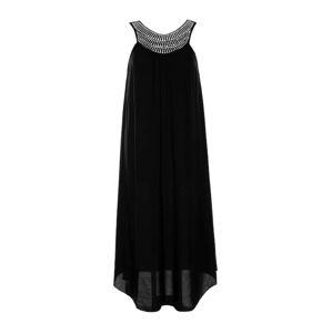 Ulla Popken Plážové šaty  černá