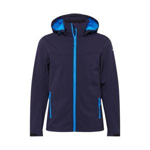 ICEPEAK Sportovní bunda 'BIGGS'  světlemodrá / marine modrá