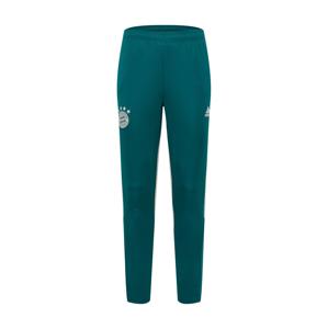 ADIDAS PERFORMANCE Sportovní kalhoty 'FC Bayern München'  bílá / smaragdová