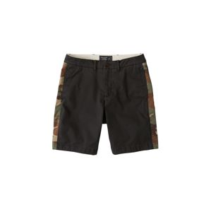 Abercrombie & Fitch Kalhoty 'CPF 9IN CHARCOAL'  zelená