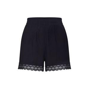 JACQUELINE de YONG Kalhoty 'FAMOUS'  černá