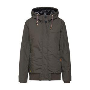 Mazine Zimní bunda  olivová