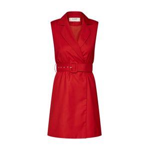 4th & Reckless Šaty 'COATES'  červená