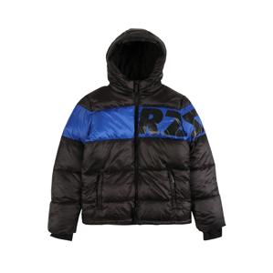 Raizzed Přechodná bunda 'Tacoma'  černá / modrá