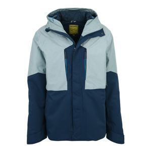 ZIENER Sportovní bunda 'THILO'  námořnická modř / světlemodrá
