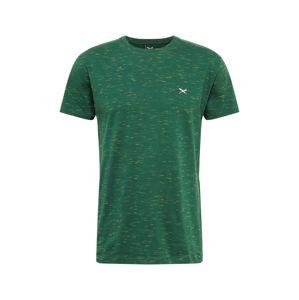 Iriedaily Tričko  trávově zelená