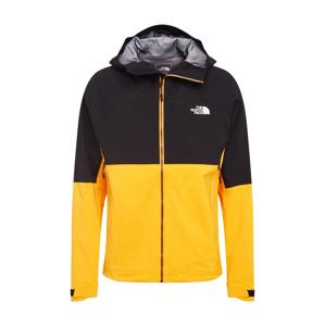 THE NORTH FACE Sportovní bunda 'Impendor Future Light'  žlutá / černá