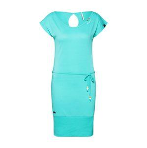 Ragwear Letní šaty 'SOHO'  tyrkysová