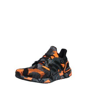ADIDAS PERFORMANCE Běžecká obuv  černá / tmavě šedá / tmavě oranžová