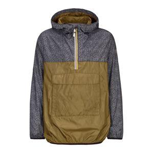 KILLTEC Funkční bunda  šedý melír / olivová