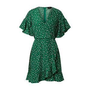 AX Paris Letní šaty  zelená