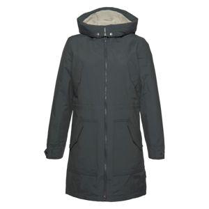 JACK WOLFSKIN Outdoorový kabát 'ROCKY POINT'  tmavě šedá