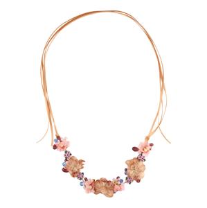 We Are Flowergirls Šperky do vlasů 'Miss Peach'  tělová / broskvová / růžová