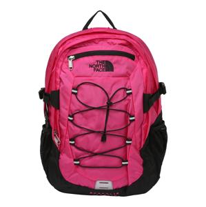 THE NORTH FACE Sportovní batoh 'Borealis'  černá / světle růžová