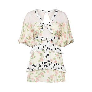 For Love & Lemons Letní šaty 'BUTTERSCOTCH'  béžová / mix barev