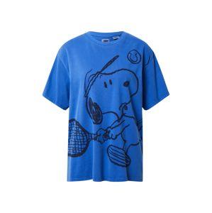 LEVI'S Tričko  modrá / černá