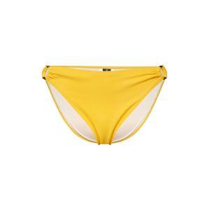 MINKPINK Spodní díl plavek 'LOREN RING BOTTOMS'  žlutá