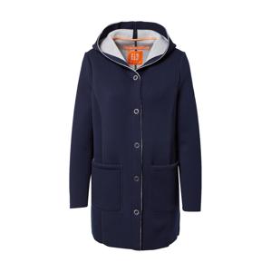 STREET ONE Přechodný kabát  modrá / šedá
