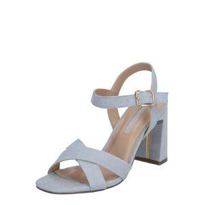 Dorothy Perkins Páskové sandály 'SELENA'  světlemodrá