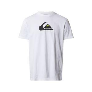QUIKSILVER Funkční tričko 'Complogoss'  bílá