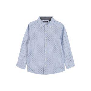 BLUE SEVEN Košile  světlemodrá / tmavě modrá