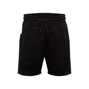JACK & JONES Kalhoty 'ISABER'  černá