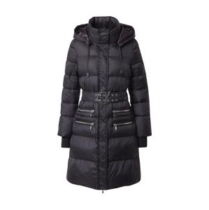 PATRIZIA PEPE Zimní kabát  černá