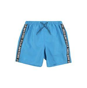 BLUE SEVEN Plavecké šortky 'Beach Bermuda'  modrá