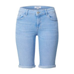 Dorothy Perkins Džíny 'Light Blue Denim Knee Short'  modrá džínovina