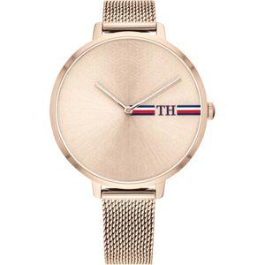 TOMMY HILFIGER Analogové hodinky  růžově zlatá