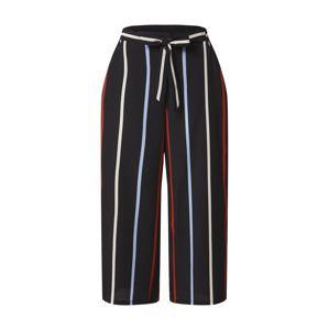 TOM TAILOR DENIM Kalhoty  bílá / modrá / černá / červená
