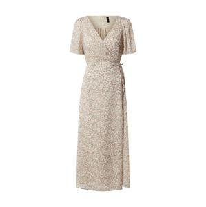 Y.A.S Letní šaty 'Drea'  barva vaječné skořápky / růžová / zelená / světlemodrá