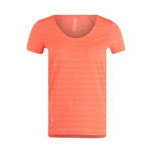 ONLY PLAY Funkční tričko  korálová