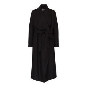 IVY & OAK Přechodný kabát 'Bathrobe'  černá