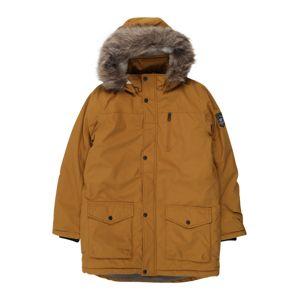 NAME IT Zimní bunda 'MIBIS'  karamelová