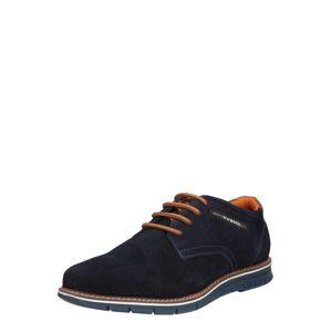 bugatti Šněrovací boty 'Simone'  modrá