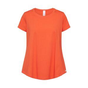 Skiny Tričko na spaní 'Ritual Sleep Pyjama kz.'  oranžově červená
