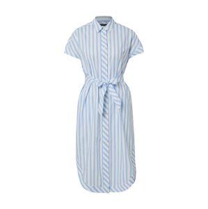 SCOTCH & SODA Šaty  světlemodrá / bílá