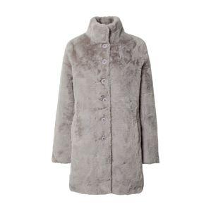 RINO & PELLE Zimní kabát 'Faux'  stříbrně šedá