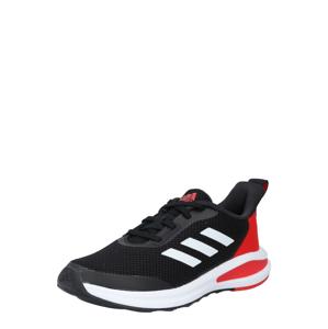 ADIDAS PERFORMANCE Sportovní boty 'FortaRun'  černá / červená / bílá