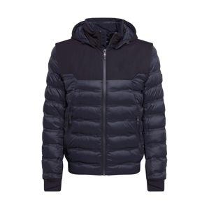 BOSS ATHLEISURE Zimní bunda 'J_Skyn'  černá