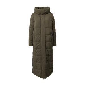 Y.A.S Zimní kabát  olivová