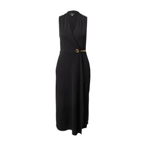 Lauren Ralph Lauren Šaty 'GILETT'  černá