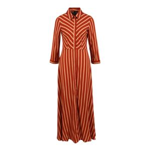 Y.A.S (Tall) Košilové šaty 'SAVANNA'  hnědá