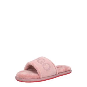 HUGO Pantofle 'Cozy'  růžová