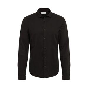 NOWADAYS Společenská košile  černá