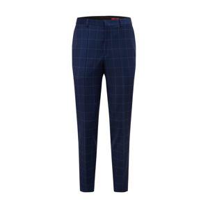 HUGO Chino kalhoty 'German194'  modrá